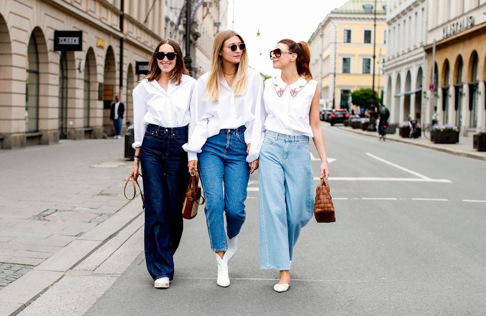 مع اقتراب موسم الربيع 5 موديلات جينز يجب أن تكون موجودة في خزانتك