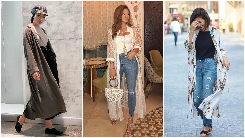 موديلات ملابس رمضان عصرية