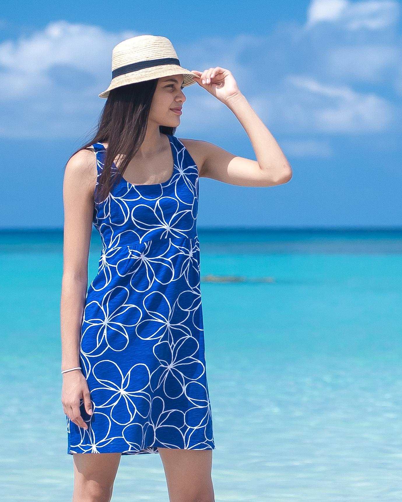 حتى ملابس الشاطئ تستطيعين تنسيقها هكذا!