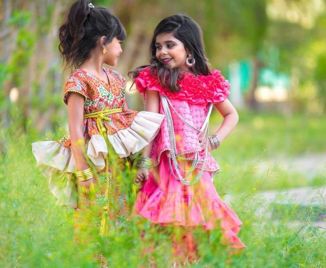 صور جلابيات رمضان للاطفال من انستقرام