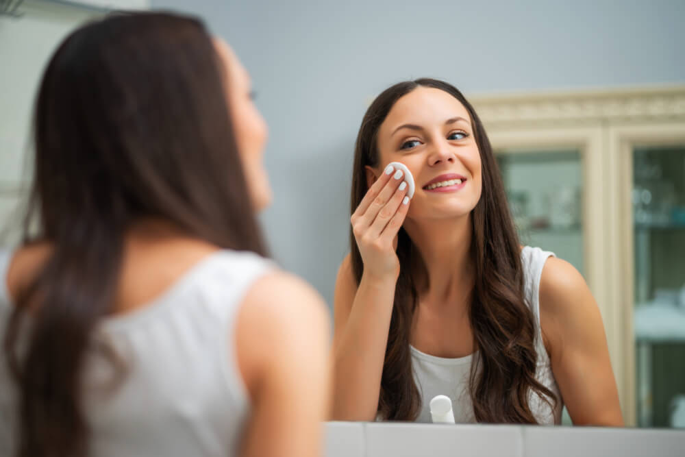 استخدامات غسول الفم للحفاظ على جمالك