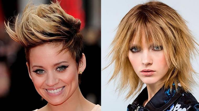 الشعر القصير يترأس آخر الصيحات وهذه أحدث القصات!