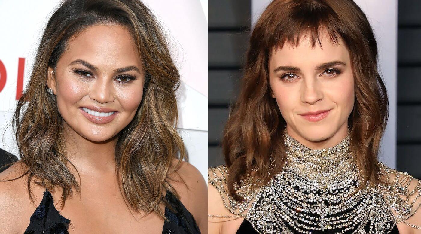 بالصور ما هي قصات الشعر المتوسط واسمائها