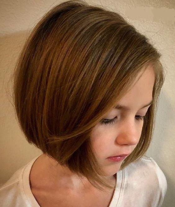 احدث موديلات قصات شعر اطفال بنات 2020 بالصور