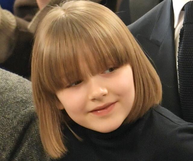 اجمل موديلات قصات شعر اطفال بنات فكتوريا بالصور