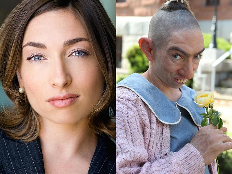ممثلات عالميات تخلين عن جمالهن الحقيقي لأداء كاركتيرات مختلفة