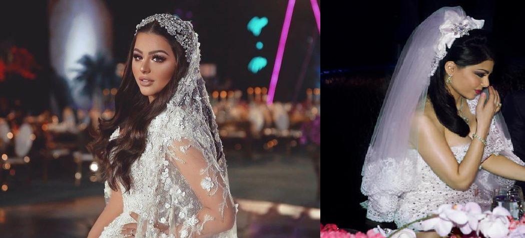 طرحات زفاف النجمات من الـ Funky  إلى تصاميم كلّفت 15 مليون دولار