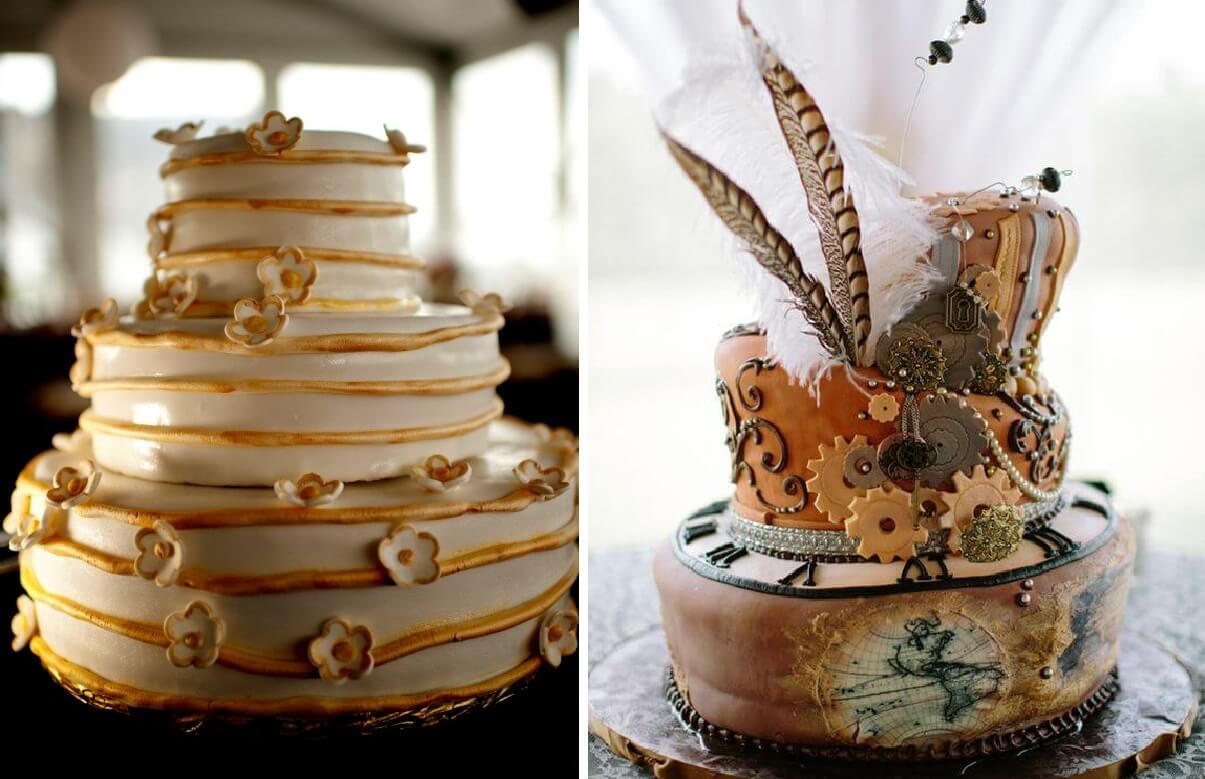 بالصور هذه أغرب وأبشع كعكات الزفاف على الإطلاق