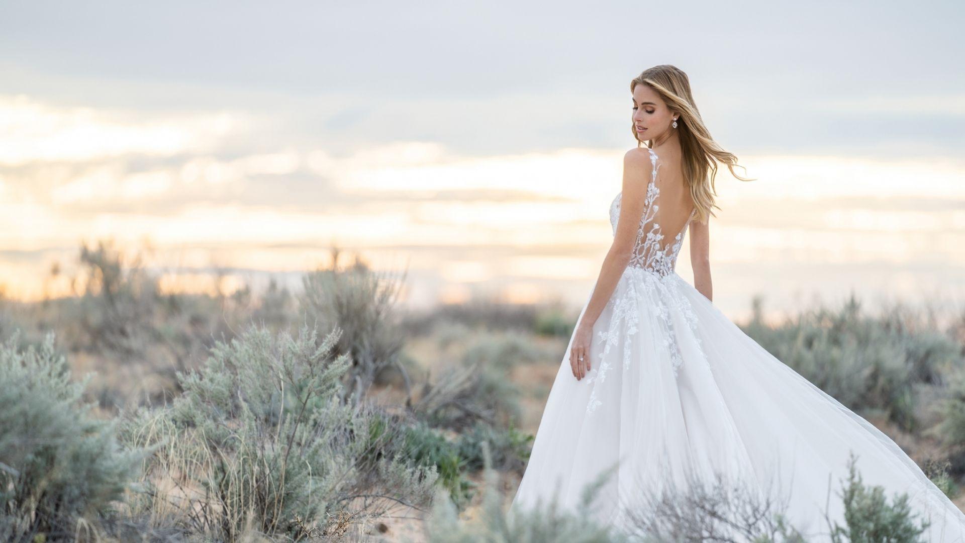 جولة على فساتين أعراس موضة 2021 من إنستقرام