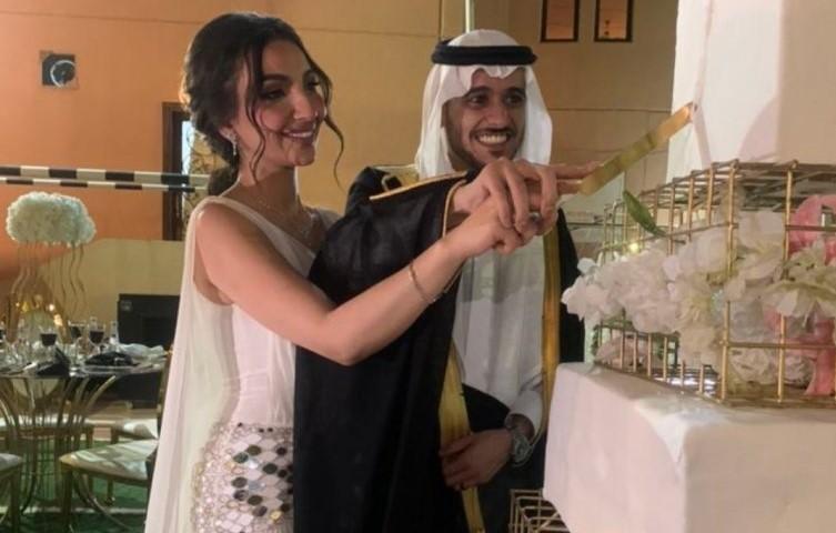 فيديو وصور | زفاف عايض يوسف وهبة حسين