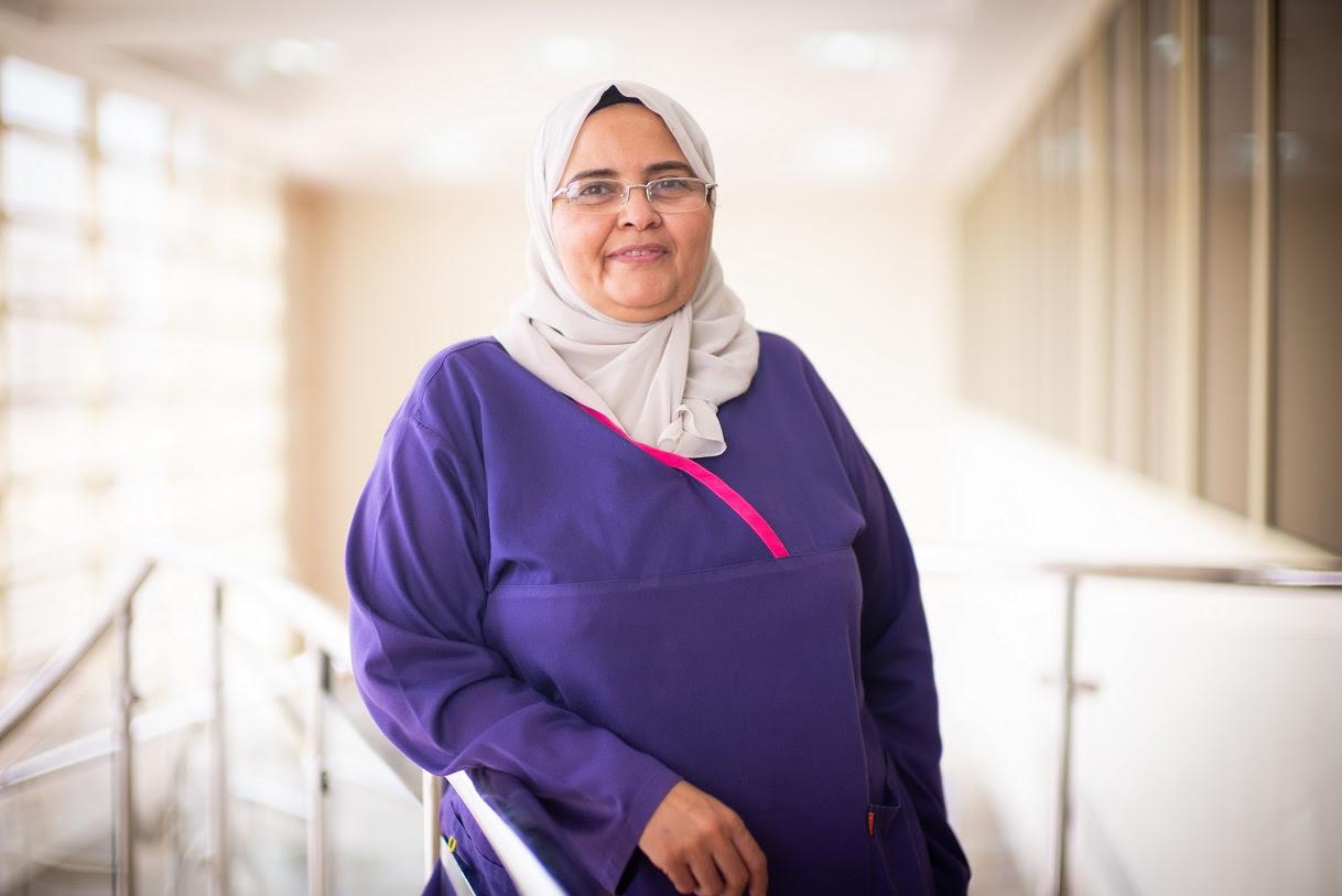 ممرضة من خط الدفاع الأول الإماراتي تروي قصتها مع جائحة كورونا