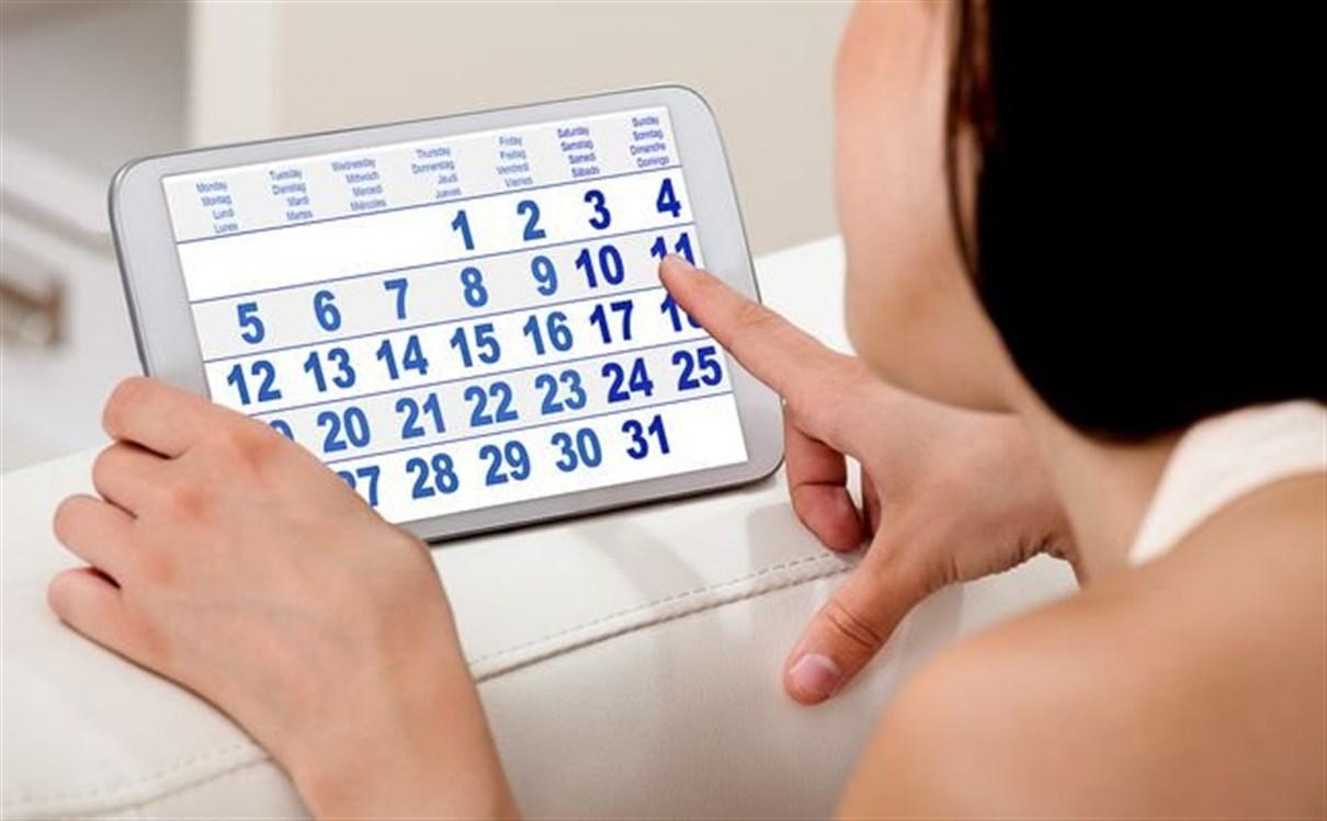 هذا هو جدول ايام التبويض للحمل بولد