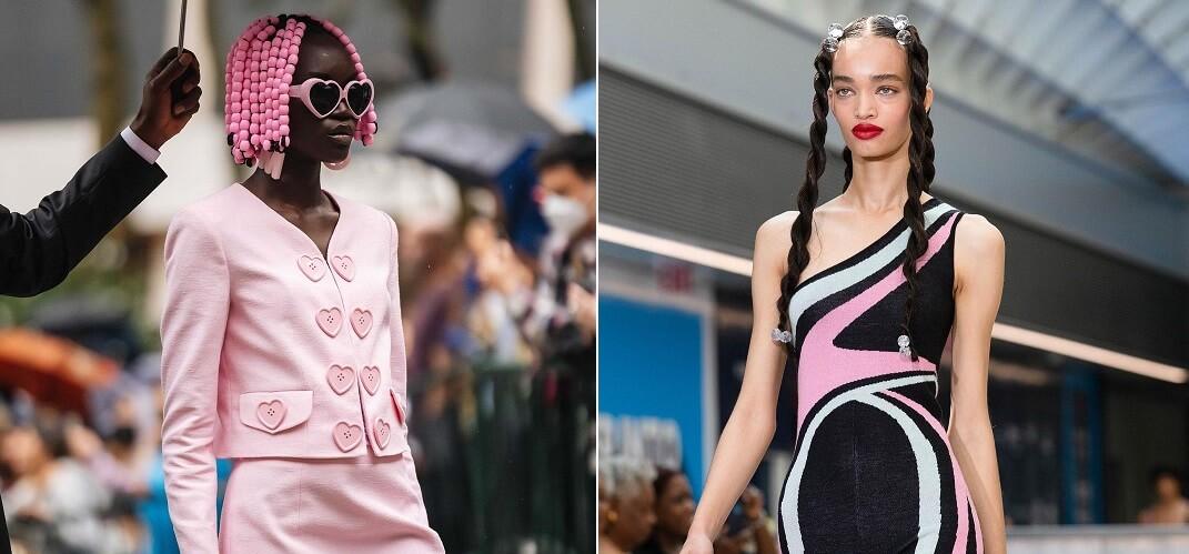 أسبوع الموضة النيويوركي لربيع 2022 حرّر المرأة من كل القيود
