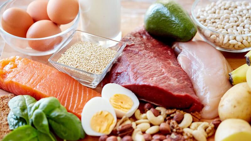 اكتشفي ما هي فوائد البروتين للجسم