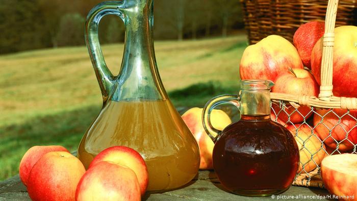 ما هي فوائد خل التفاح كدهان للجسم؟
