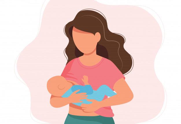 نزول الدورة مرتين في الشهر أثناء الرضاعة