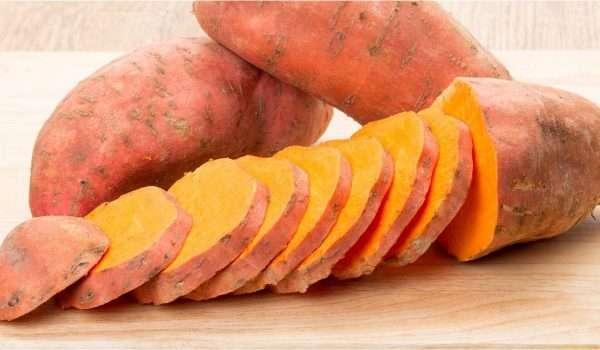 علاقة البطاطا الحلوة والرجيم لخسارة الوزن