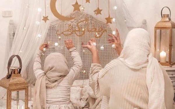 أفكار زينة رمضان جديدة وعصرية