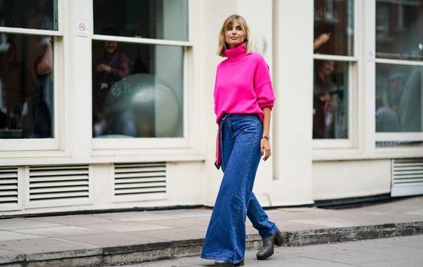 الجينز الواسع يترأس الموضة وهو خيارك الأمثل للوك عصري