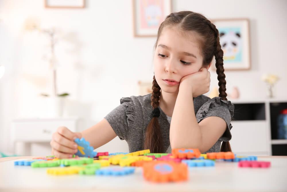 5 ألعاب مثالية للأطفال المصابين بمرض التوحد