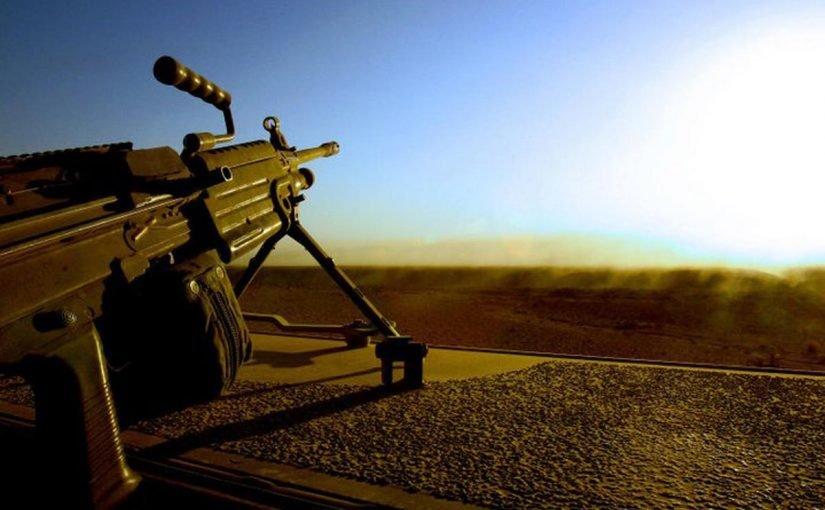ما تفسير حلم السلاح الرشاش؟