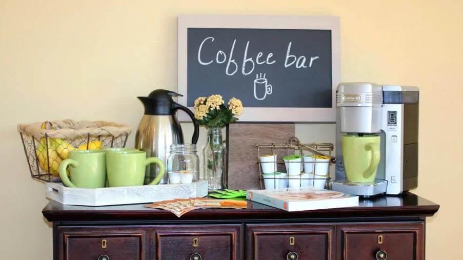 ركن قهوة صغير 0