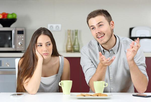 كيف اخلي زوجي يسمع كلامي اكثر من اهله