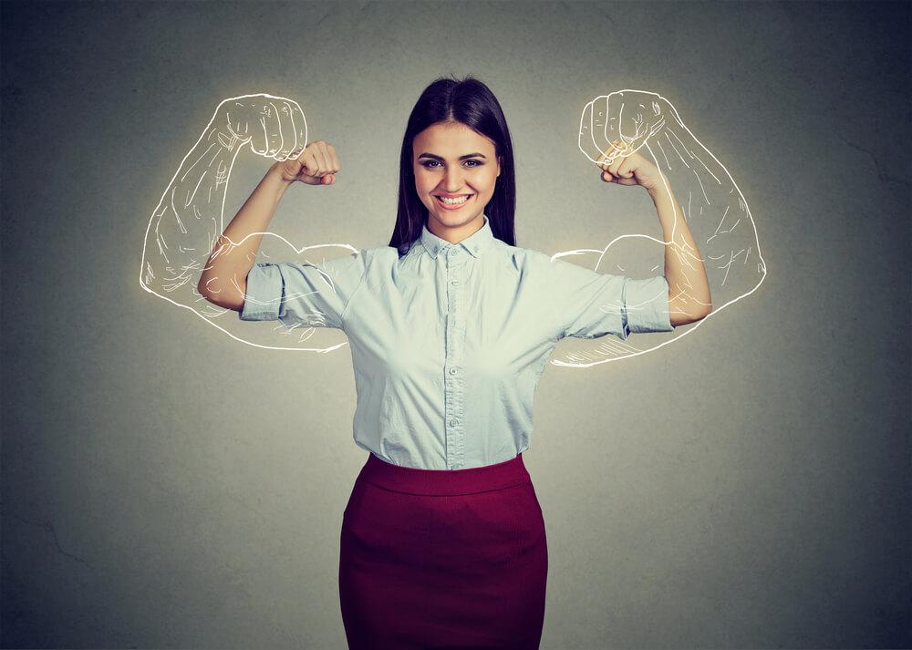 كيف اكون فتاة قوية الشخصية (1)