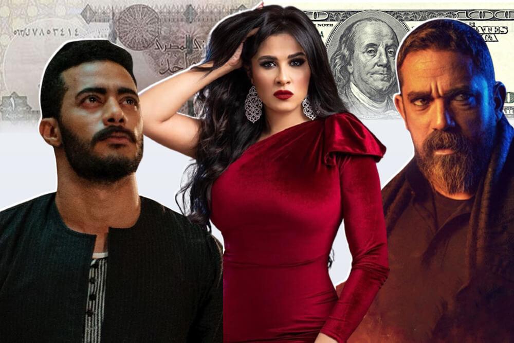 تخطّت الـ 2 مليون دولار.. أجور الممثلين في مسلسلات رمضان 2021