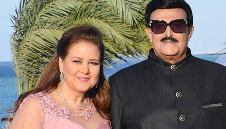 إصابة دلال عبدالعزيز وسمير غانم بفيروس كورونا وحالته أشد خطورة