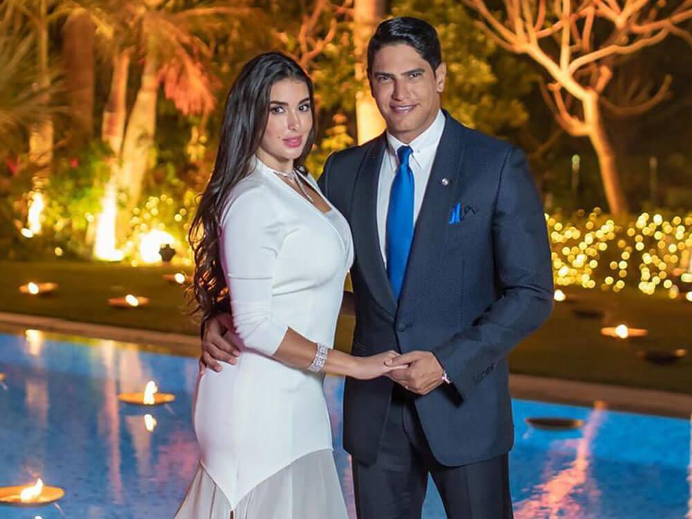 Abou Hashima Yasmine Sabry Wedding Date Revealed 2