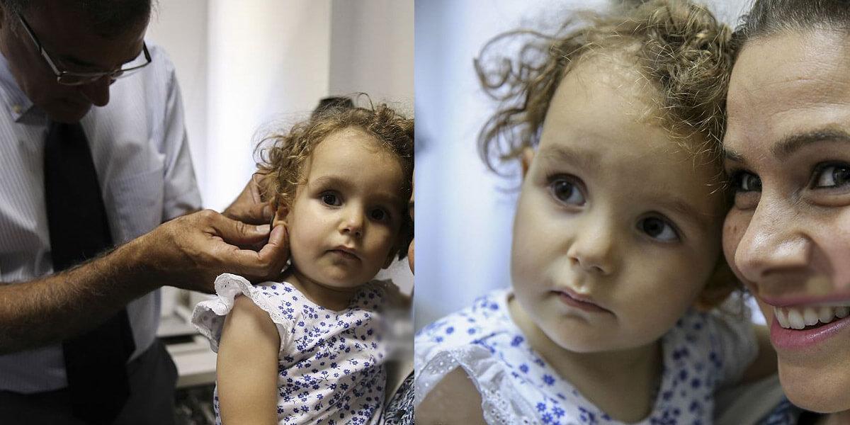 تجربة يسرا اللوزي الملهمة مع إبنتها الصماء