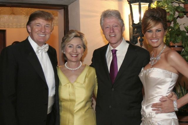 بالأرقام  تكلفة خياليه لحفل زفاف دونالد وميلانيا ترامب