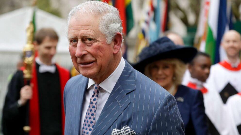 الأمير تشارلز مصاب بفيروس كورونا بعد نتيجة الفحص الإيجابية!