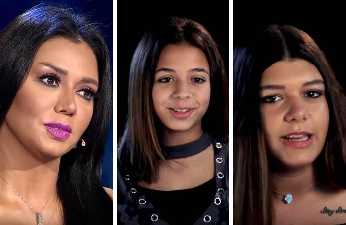 من هن الفنانات العربيّات اللواتي يحملن لقب `أم البنات`؟