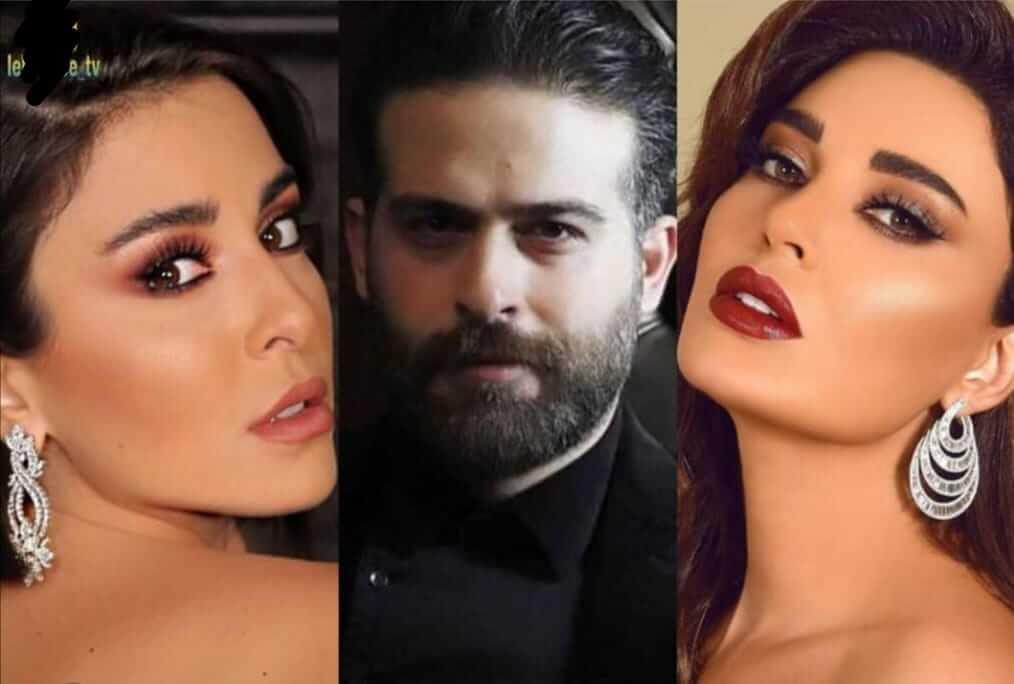 سارة أبي كنعان الى جانب سيرين عبد النور ومحمود نصر في رمضان 2020