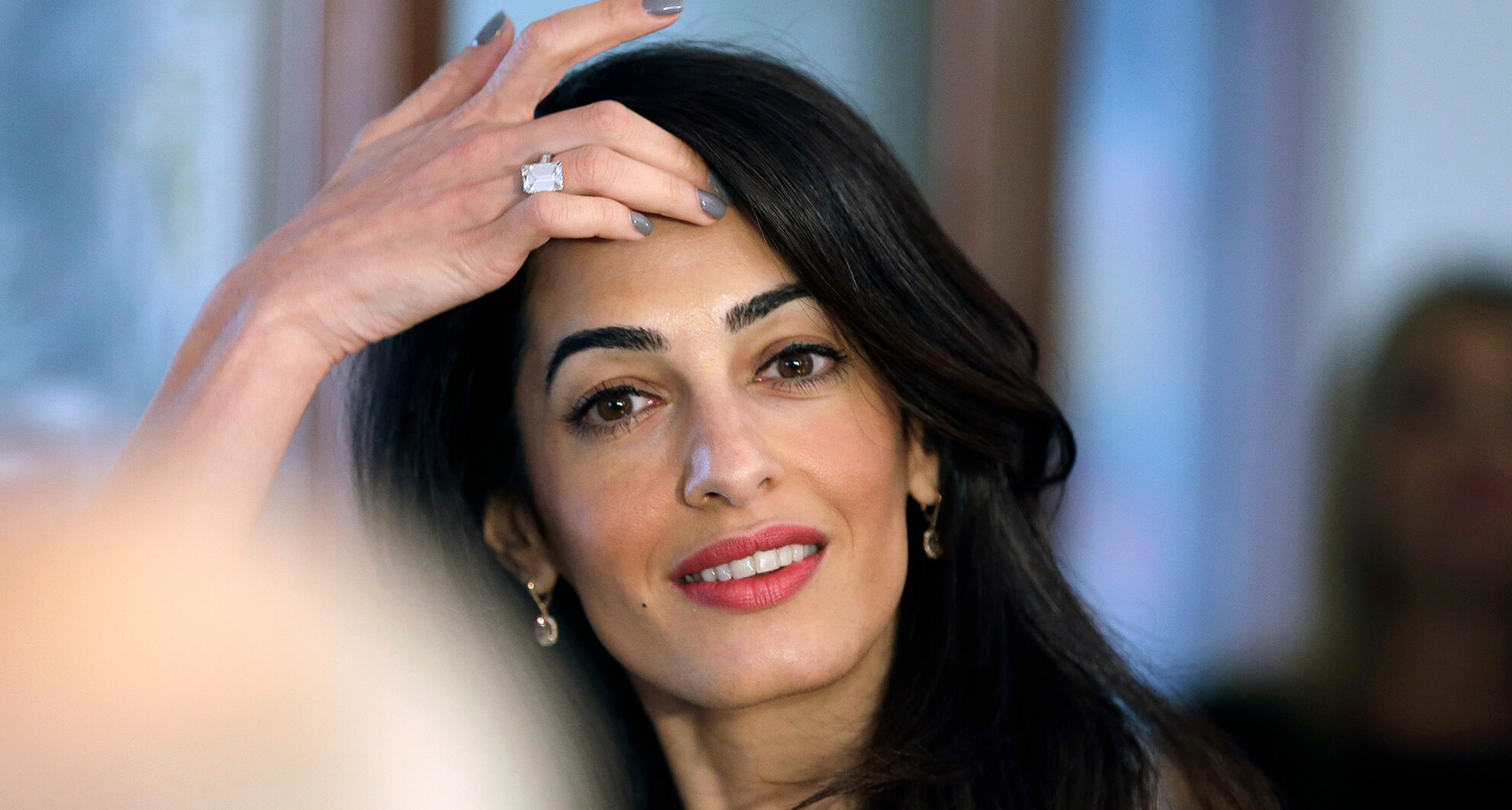 لبنانية الأصل تزوّجت من جورج كلوني قصص ونجاحات أمل علم الدين