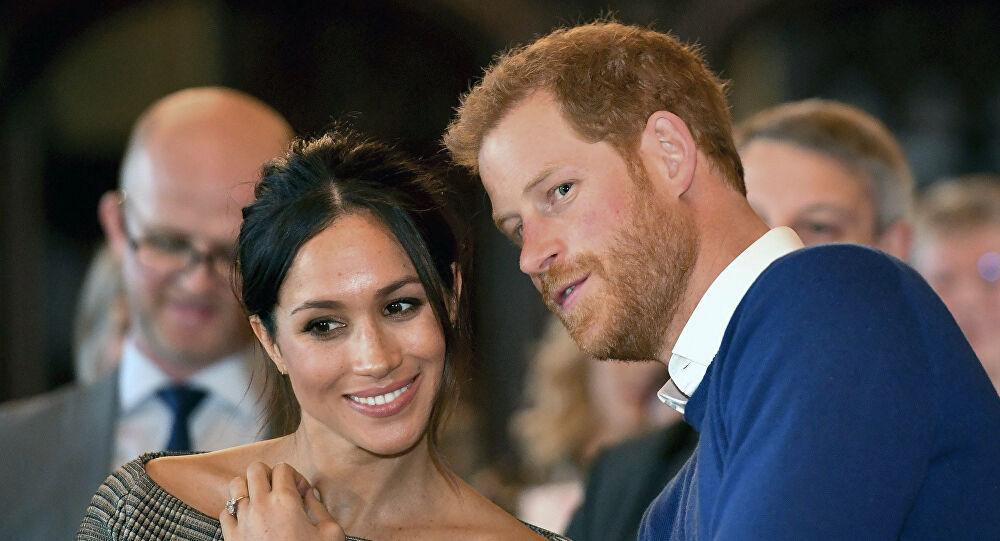 ميغان ماركل ترفض زيارة زوجها الأمير هاري ليطمأن على والده بعد إصابته بالكورونا!