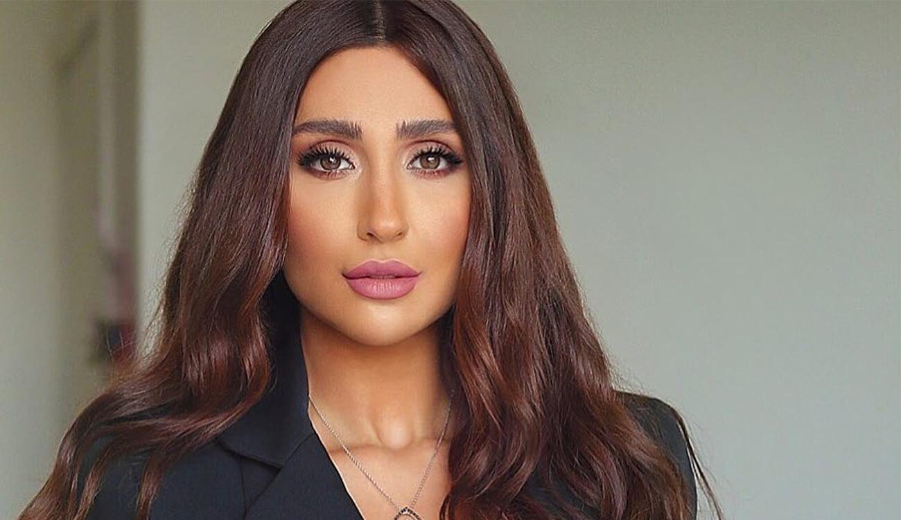 وفاة والد الممثلة جيسي عبده بحريق في شقتها بلبنان (1)