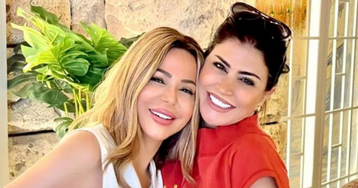 أول رد من سوزان نجم الدين وجومانة مراد على صورتهما عقب وفاة ابنتها