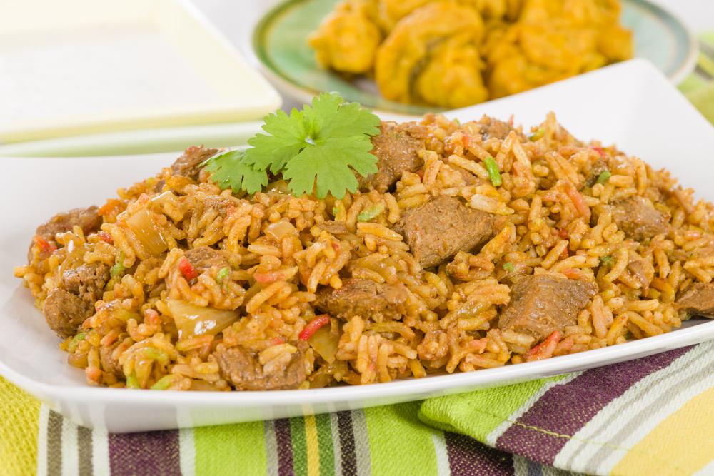 طريقة عمل برياني لحم هندي