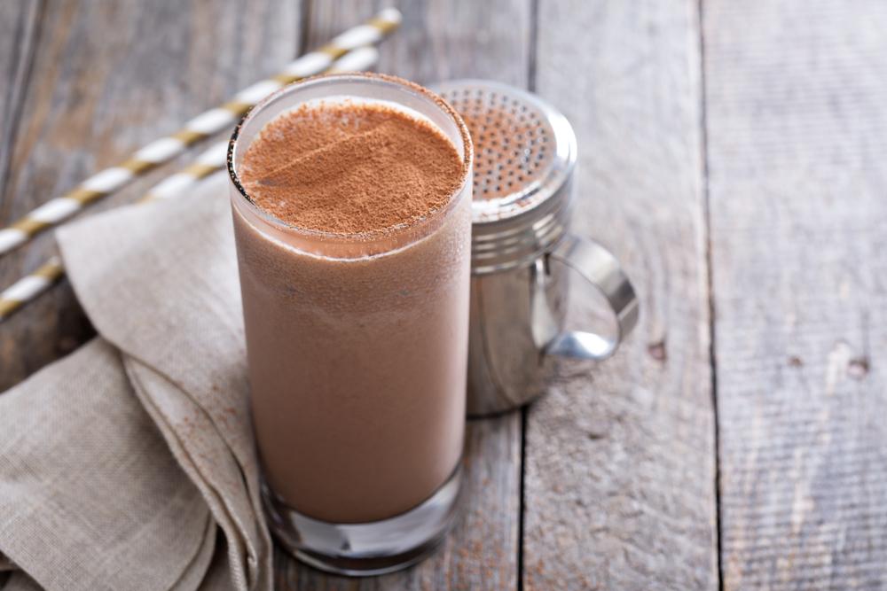 طريقة عمل الكاكاو باللبن البارد
