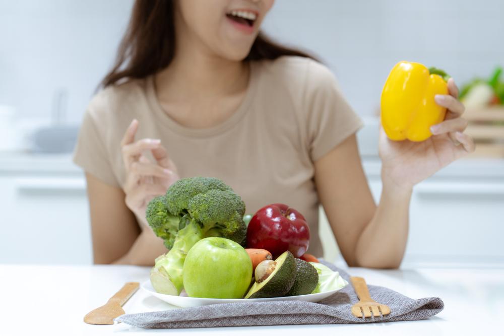 8 طرق بسيطة لتتناولي طعاماً صحياً