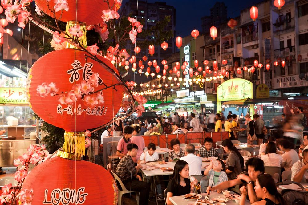 السوق الصيني