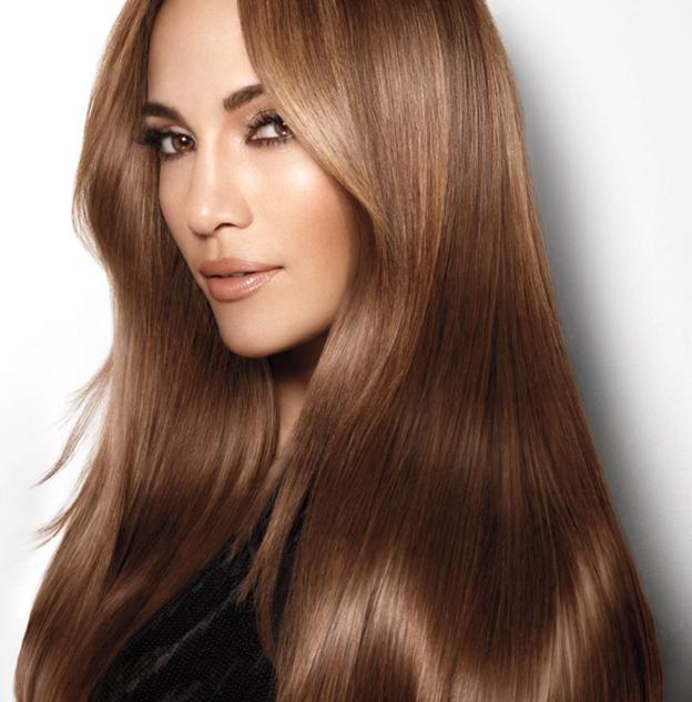 طريقة اعتماد صبغة شعر طبيعية بني فاتح