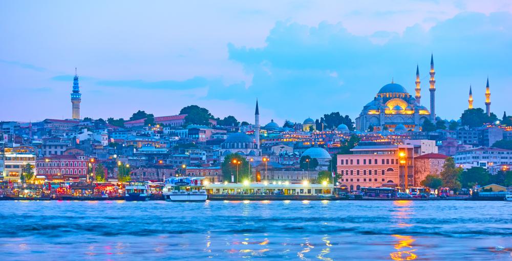 أكثر المناطق السياحية في اسطنبول استقطاباً للسياح