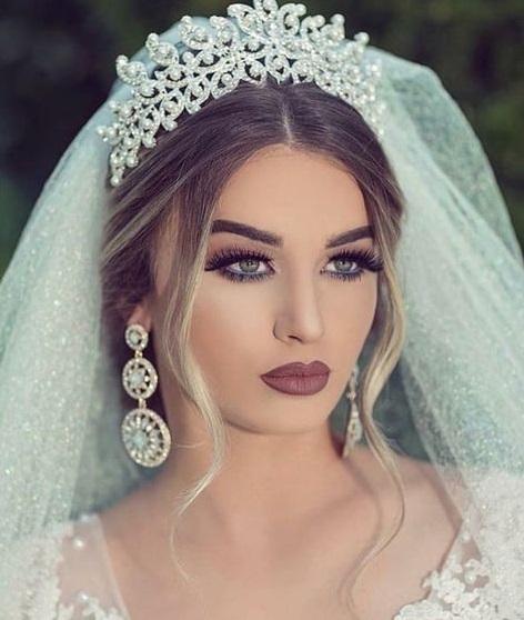 استوحي من اجمل صور مكياج عروس ليومك الكبير