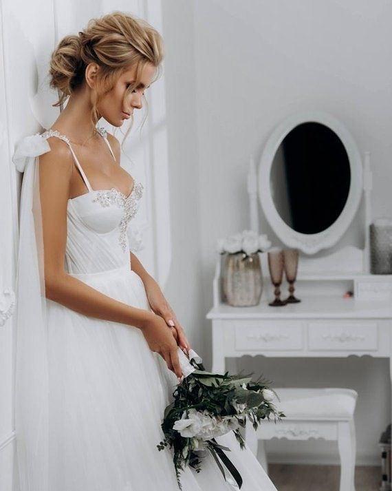 اطّلعي معنا على اجمل فساتين زواج انستقرام