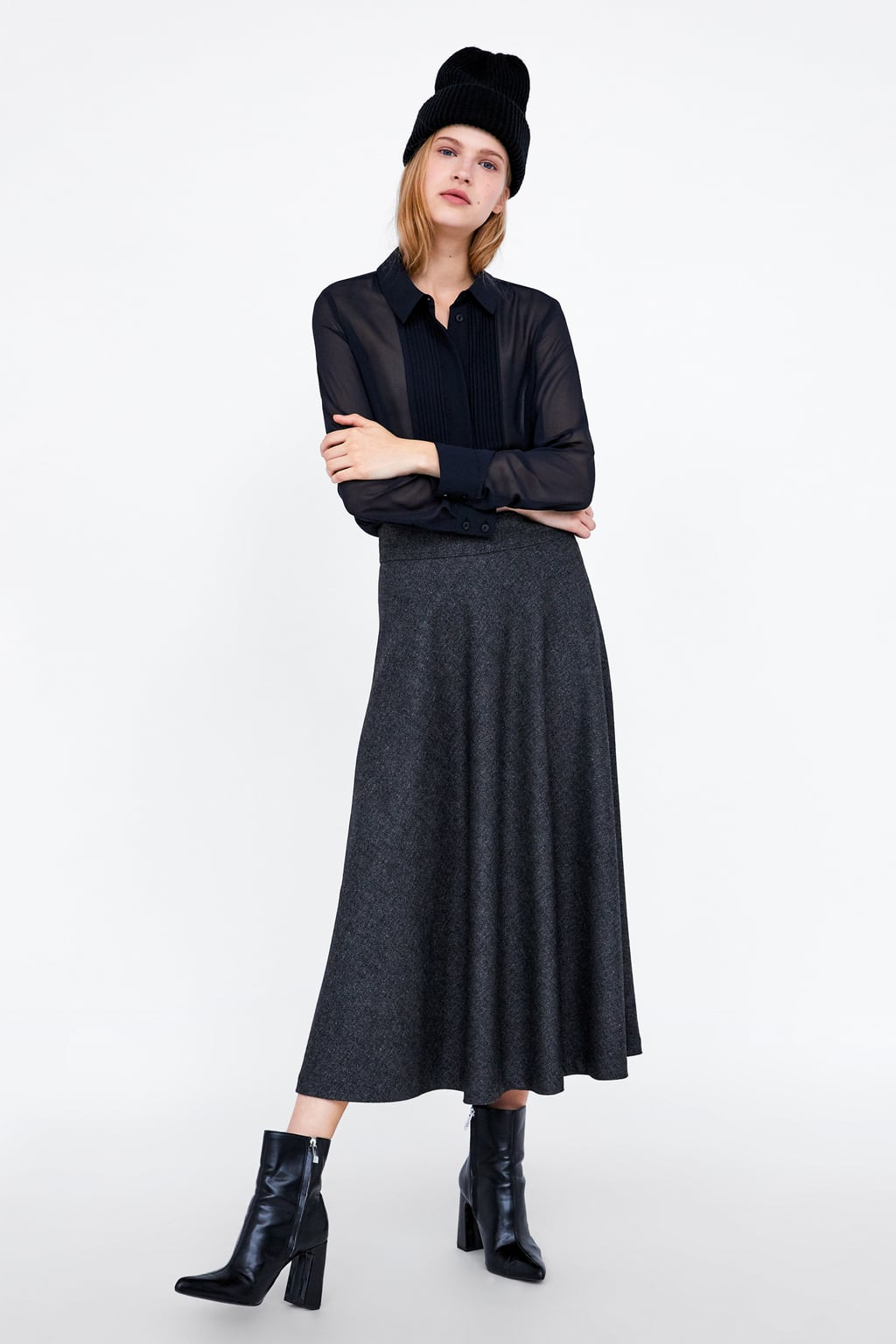 موديلات قمصان زارا 2019 بين العصرية والكلاسيكية
