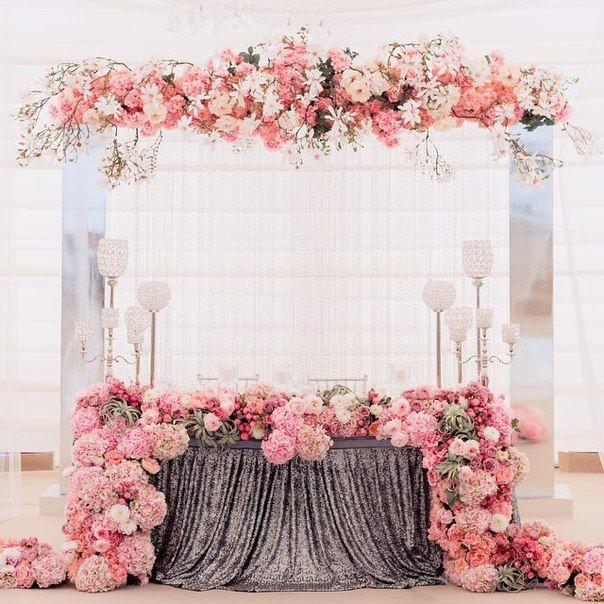 موديلات جميلة لأفكار العروس باللون الزهري